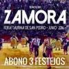 Cartel Toros Zamora