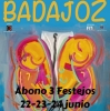 Cartel Toros Badajoz