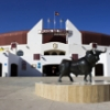 Roquetas will celebrate three bullfights for Santa Ana