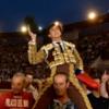 Roca Rey, declarado vencedor de la Feria de los Remedios 2018