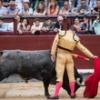 Ureña saluda dos ovaciones en la última de la Feria de Otoño