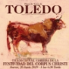 Bullfight of eight for Toledo Corpus