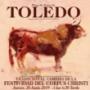 Bullfight of eight for Toledo Corpus